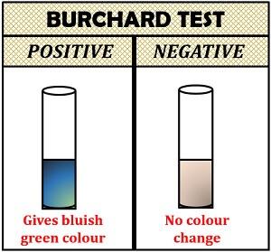 Burchard test