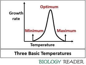 Three basic temperatures