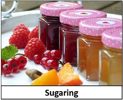 sugaring food preservation